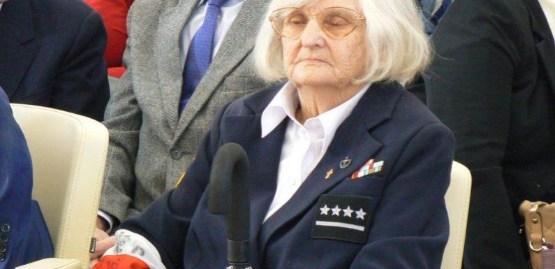 Honorowa Obywatelka Powiatu Legionowskiego
